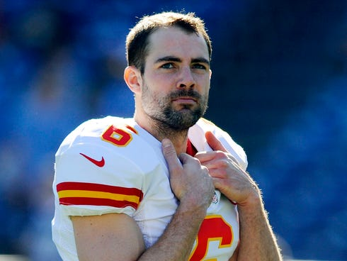 Kansas City Chiefs kicker Ryan Succop should've been given another chance to end the game in regulation.