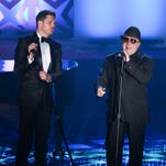 Lady Gaga, Van Morrison honored at songwriters ceremony