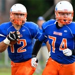 Gallery | North Harrison at Silver Creek football