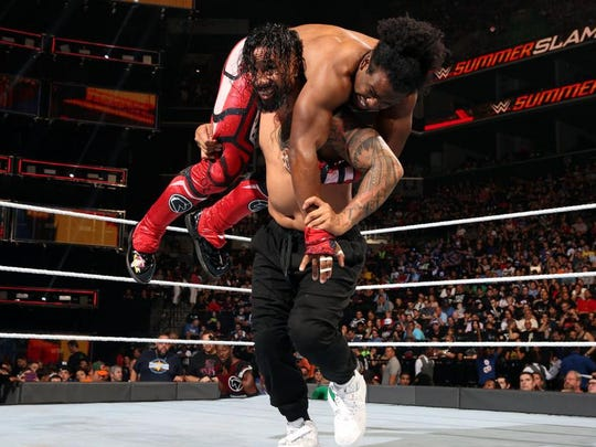 The Usos will begin a fifth reign as tag team champions