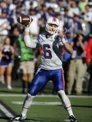 Louisiana Tech quarterback Jeff Driskel is enjoying a career year thanks to offensive coordinator/quarterbacks coach Tony Petersen.