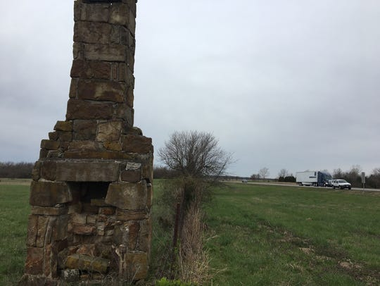 Answer Man: Reader wants to know the story of the chimney