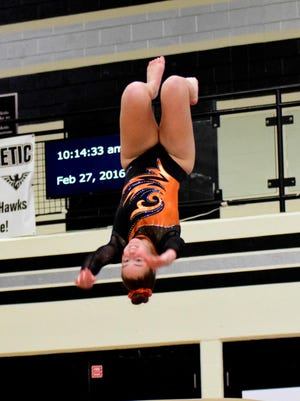 Casey Gittelman of Anderson was voted the Ohio Enquirer Preps Athlete of the Week.