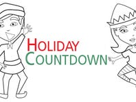 FREE Holiday Countdown