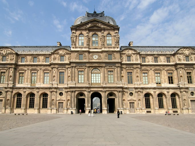Some of the world's most popular museums are housed in architecture as impressive as the treasures within. The stories of how and why these structures were built is often surprising. Here are just some of the world's grand museums.