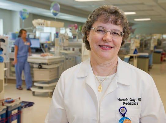 Dr. Hannah Gay