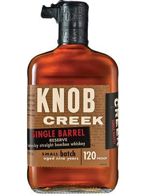 Knob Creek Single Barrel Reserve.
