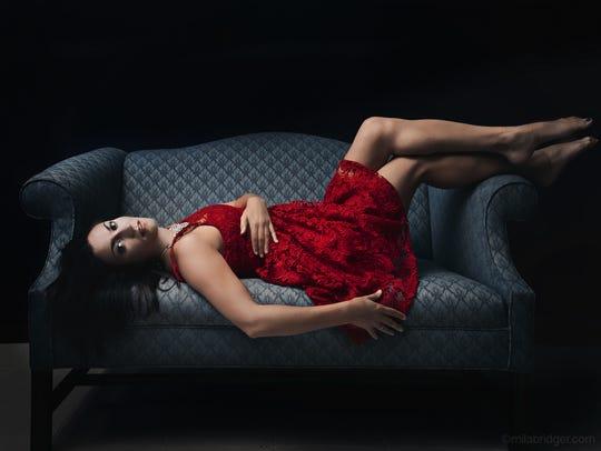Naples singer-songwriter Sarah Hadeka