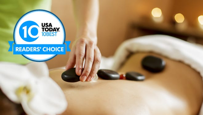 Where do you find your bliss? Vote for your favorite hotel spa in the 10Best Readers' Choice awards.