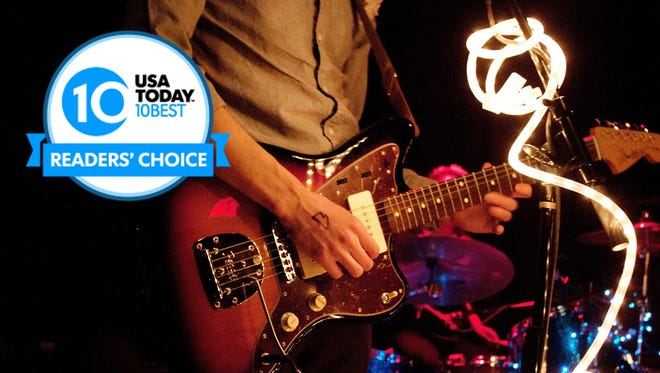 Vote for the Best Small Music Venue once per day until polls close on Monday, June 8 at noon ET.