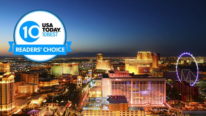 Vote for the best gambling destination now through June 22 at noon ET.