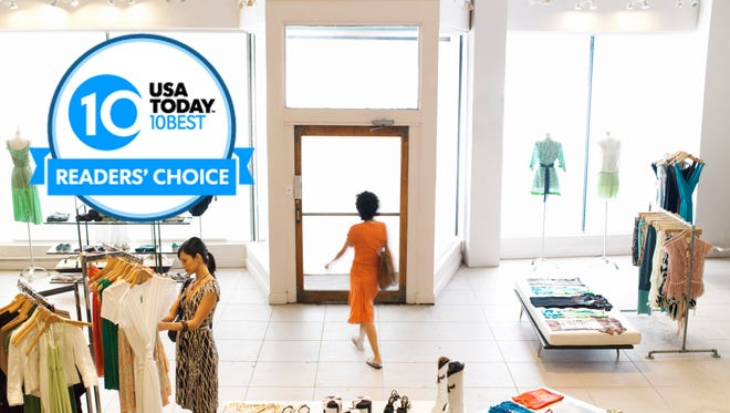 Where's the most travel-worthy shopping destination in the USA? Vote now!