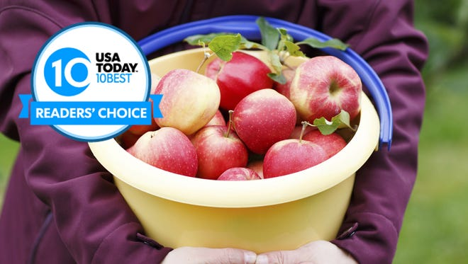 Vote for your favorite pick-your-own apple farm now through Monday, Sept. 28 at noon.