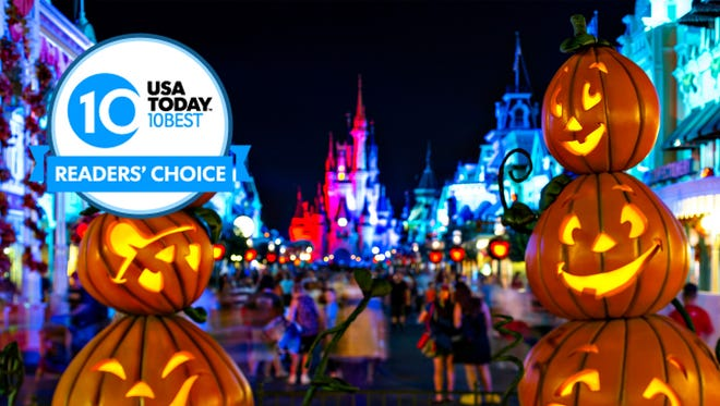 Theme park Halloween events run the spectrum from frightening to family-friendly.