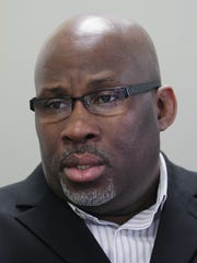 The Rev. Glenn Wilson, the head of Lakewood U.N.I.T.E., says Lakewood's blacks and Latinos don't have a voice in the township's development plans.