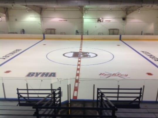 1 SOK Berkley Ice Arena
