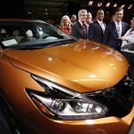July sales of the Nissan Murano were up almost 18 percent over July 2014.