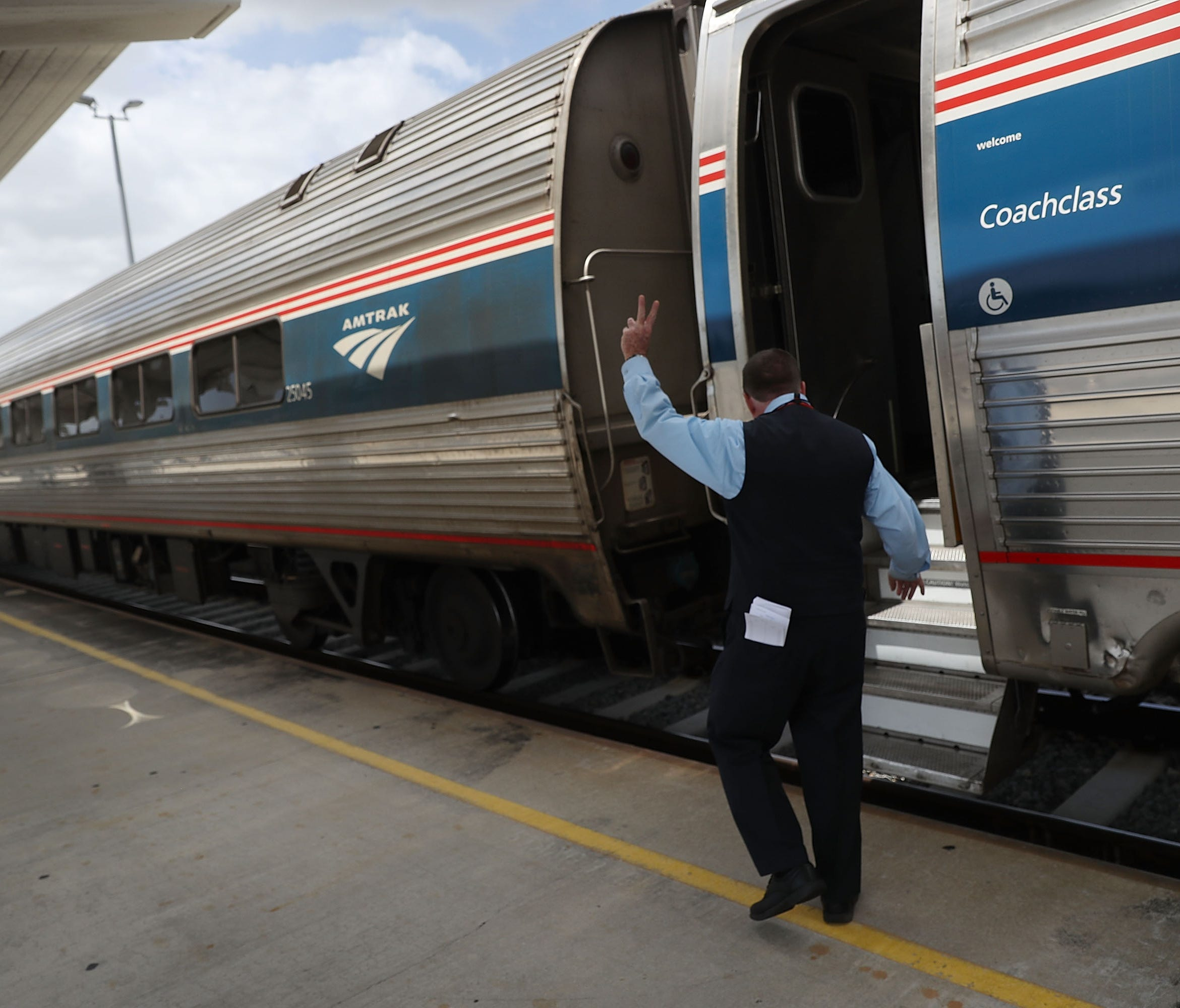 Those who love riding the rails saw their travel plans thrown off track last year when President Trump's budget called for drastic cuts to Amtrak's budget and elimination of service to more than 220 cities and communities in 23 states nationwide, inc
