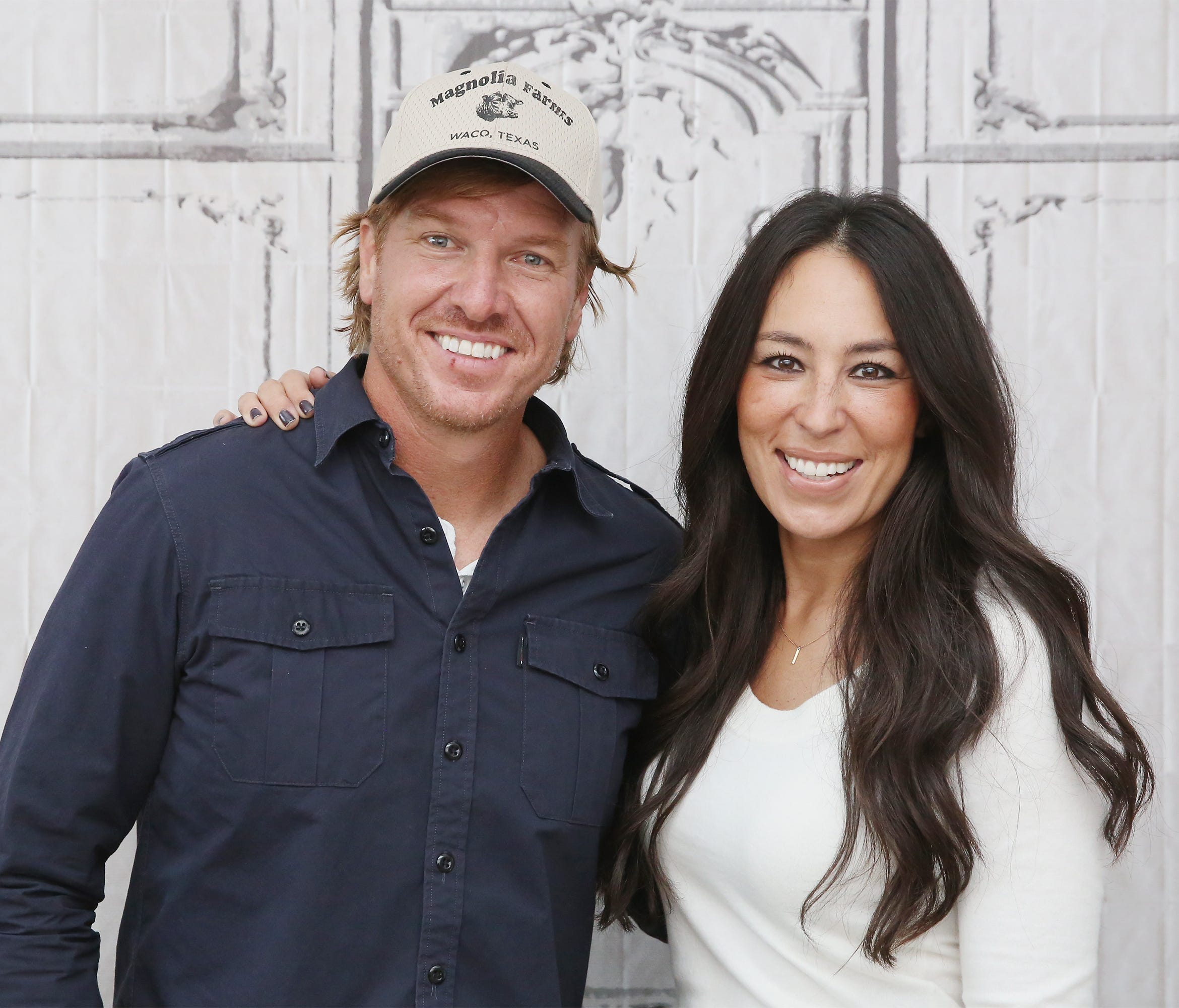 Chip Gaines and Joanna Gaines co-hosted Fixer Upper