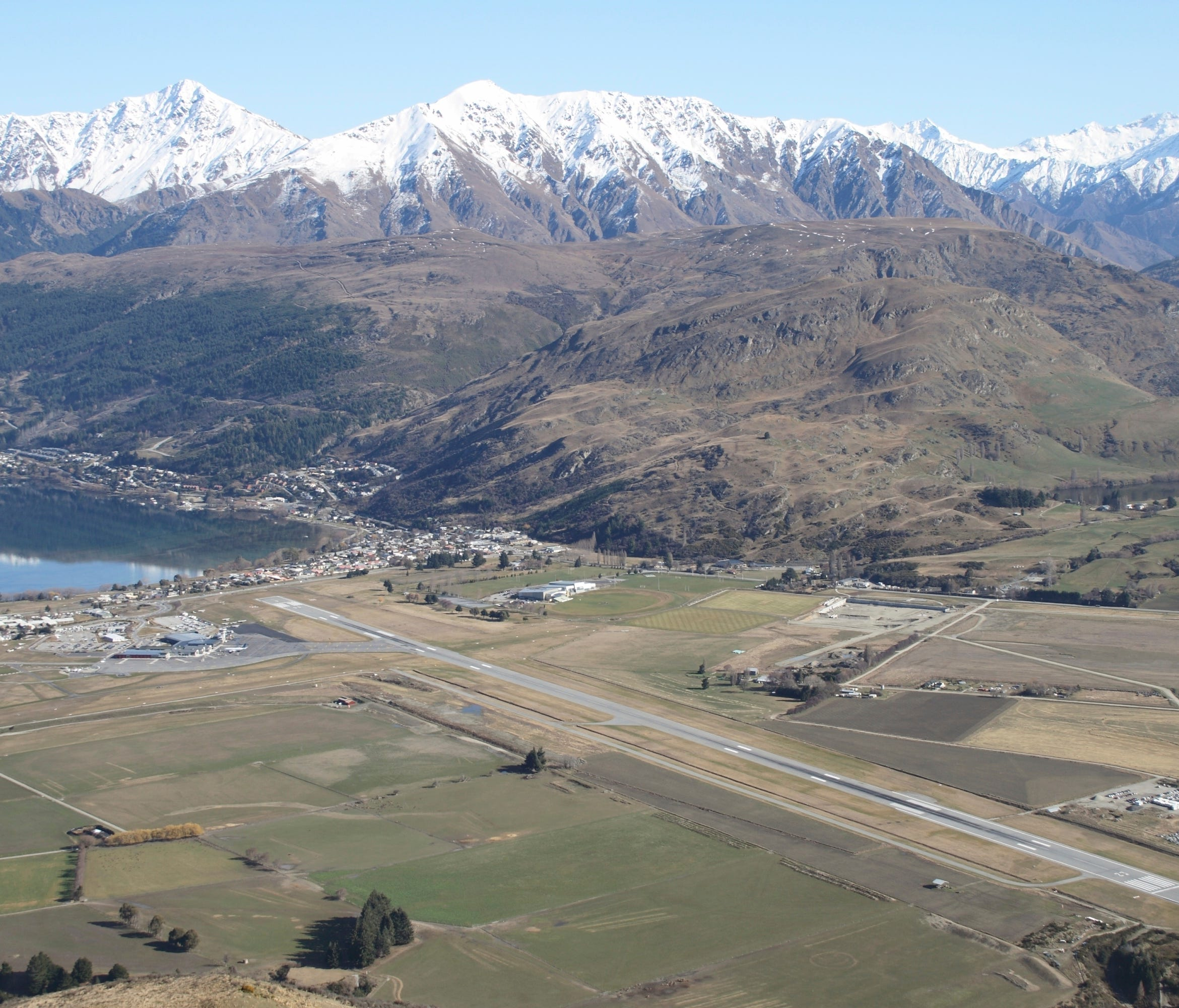 Improvements in aviation technology have made Controlled Flight Into Terrain accidents, such as striking mountains near airports, an increasingly rare occurrence.