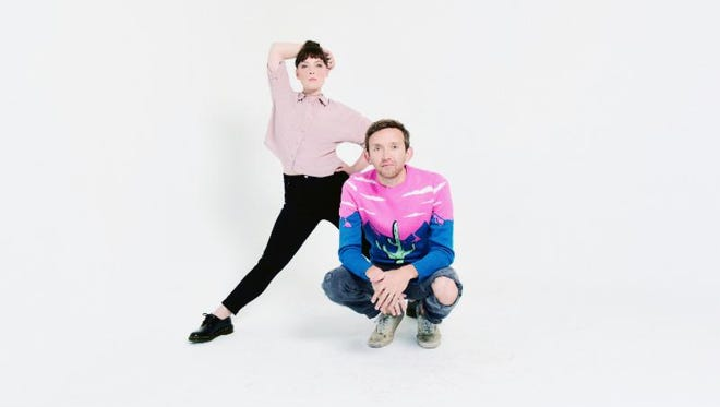 "Sylvan Esso, featuring Milwaukee music scene veteran Nick Sanborn, drops its sophomore album, ""What Now?,"" Friday."