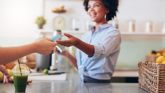 Some credit card companies are letting those affected by the spread of the coronavirus pay late without late fees -- or skip the month of March completely.