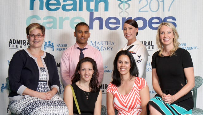 Health Care Heroes 2017 Honorees
