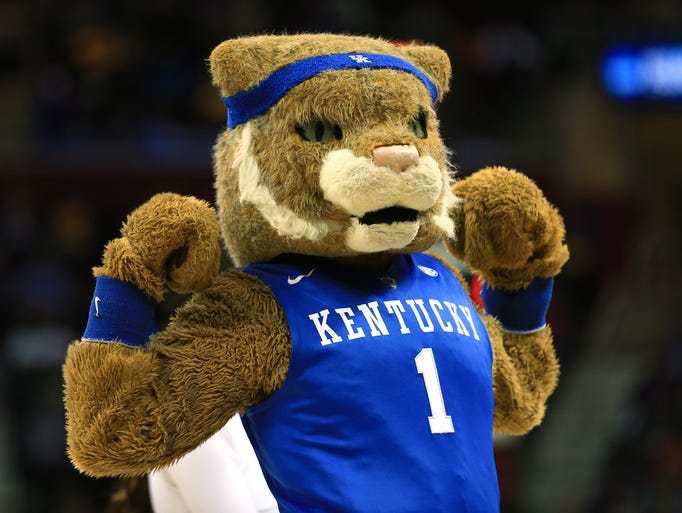 NCAA tournament mascots