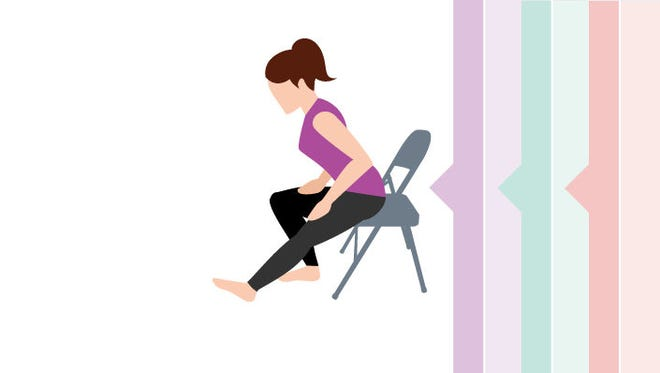Exercise and stretches focused on your hip area – hip flexors and glutes – can help fix tight hips.