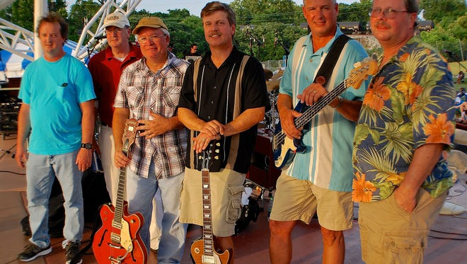 The Spike Graham Orchestra will perform a Jimi Hendrix tribute show Friday at Kiwanis Park.