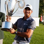 Best photos from the BMW Championship
