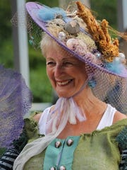 """Soak in the nautical themes during """"The Fishy Fashion Show"""" that's part of this weekend's Carrabelle Riverfront Festival."""