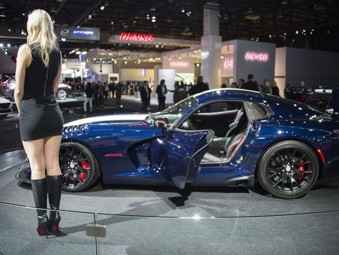 3 Models That Stole The First Day Of The Detroit Auto Show