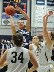 Lexi Thompson helped Central Catholic win a sectional title.