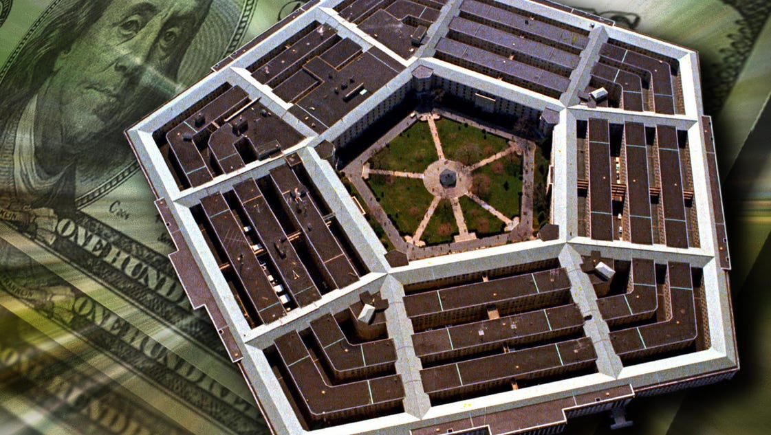 Showdown begins in senate over defense spending for Money to build a house