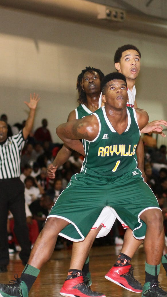 Rayville @ Richwood boys basketball