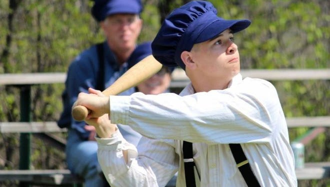 19th century base ball match coming to Wade House