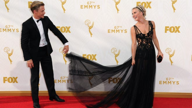 """Siblings Derek and Julianne Hough from """"Dancing With the Stars"""" will bring their new show """"Move"""" to the Riverside Theater May 27."""