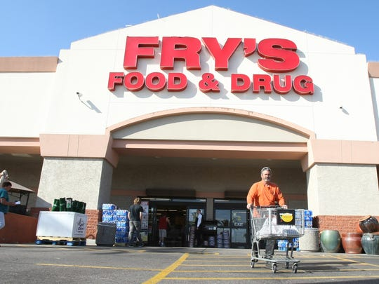 Fry's Food Stores, hiring more than 100. The grocer