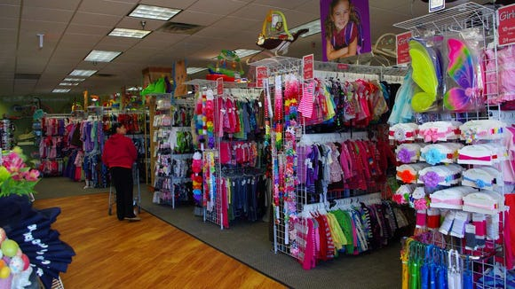 A look inside the store.