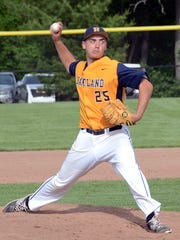John Baker led Hartland to the 2015 state championship
