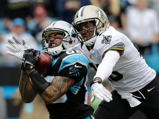Panthers Smith Football