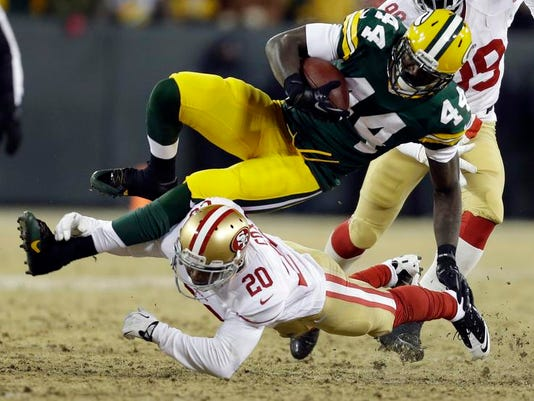 49ers Packers Football (7)
