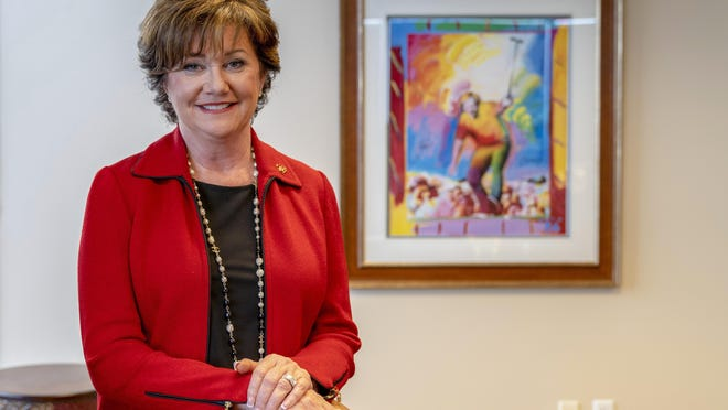 Patty McDonald, president & CEO of Nicklaus Children's Health Care Foundation.