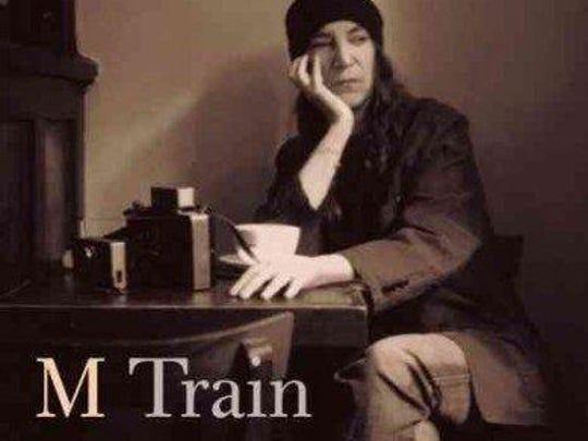 """M Train"" by Patti Smith"