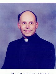 "The Rev. Gennaro ""Jerry"" Gentile in 1971. The Archdiocese"