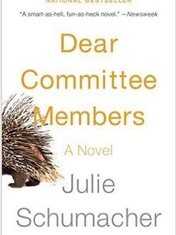 A novel by Julie Schumacher