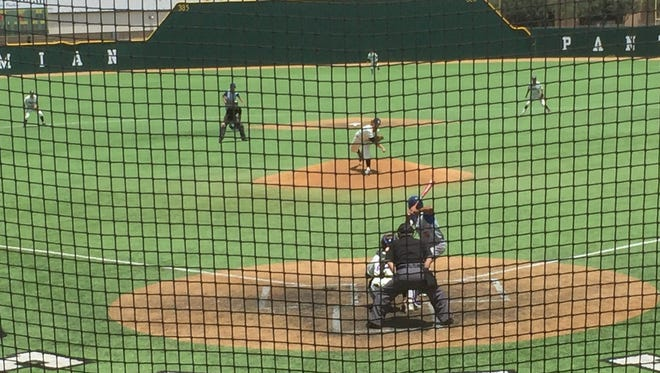 Americas fell to Fort Worth Paschal in a best-of-three series of the Region 1-6A area playoff game.