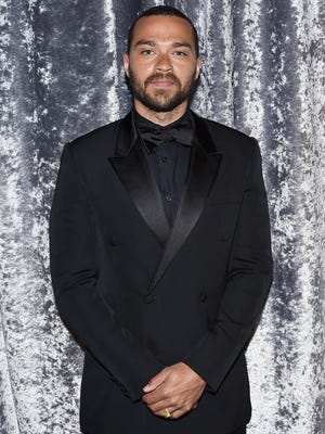 Actor Jesse Williams attends the Yahoo News/ABC News White House Correspondents' Dinner pre-party on April 30. He is the executive producer of at new BET documentary on the Black Lives Matter movement.