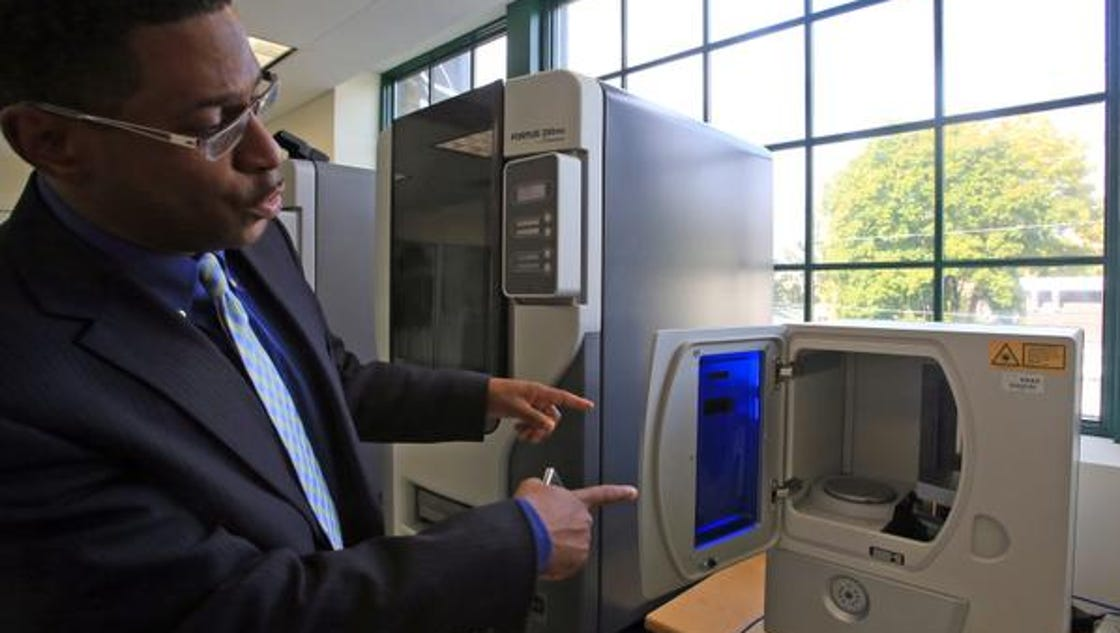D Printing Exhibition Usa : Businesses turn to d printing shorten r time